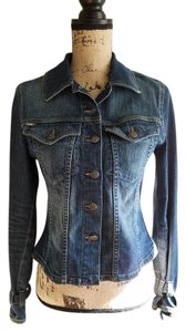 Burberry Blue denim Womens Jean Jacket