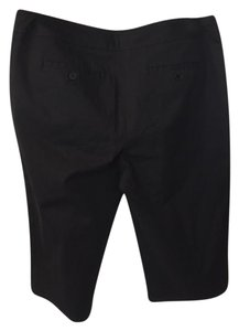 INC International Concepts Stretchy Shorts Black