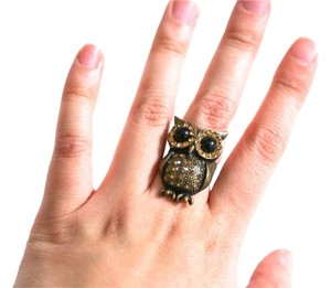 Other Bronze Owl Ring