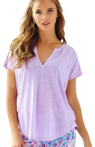 Lilly Pulitzer T Shirt Purple, Lavender