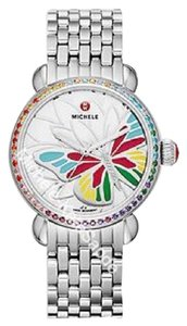 Michele $1100 NWT Garden Party Topaz Multi, Diamond Butterfly MWW05D000020