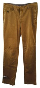 Eddie Bauer Boyfriend Pants Brown