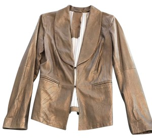 GMS-75 Leather Lining Bronze Blazer