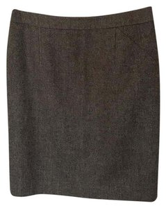 Ann Taylor Skirt Brownish