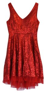 Minuet Petite Sparkle Formal Party Chic Dress