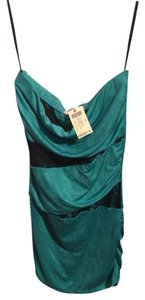 Arden B. Top Teal Green