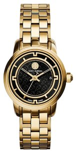Tory Burch NWT Tory Burch Gold and Black watch