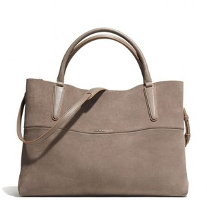 Coach Satchel in AK/Gry