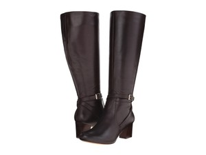 Trotters Dark Brown Boots