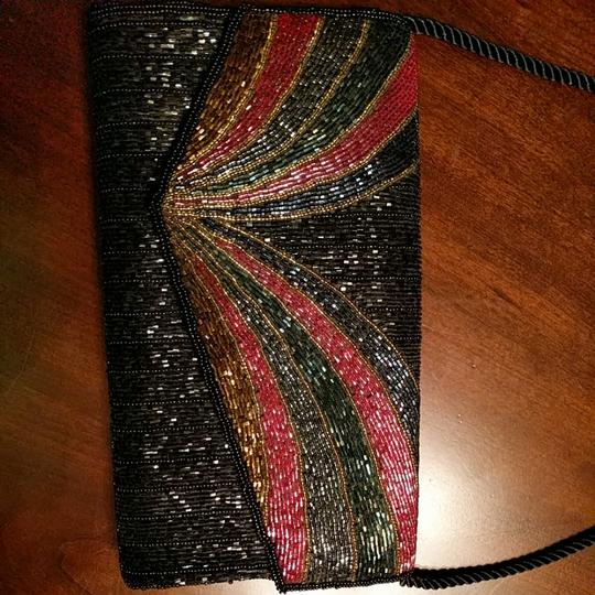 Other Black multi Clutch Image 1