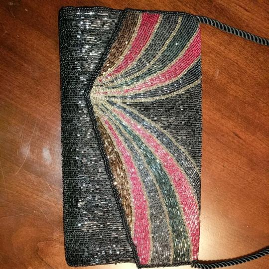Other Black multi Clutch Image 2