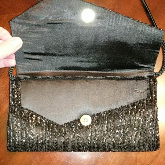 Other Black multi Clutch Image 3