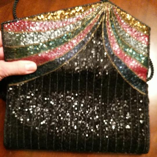 Other Black multi Clutch Image 8