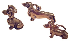 Other Sterling Silver Dachshund Charms