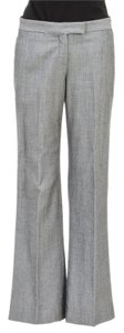 Theory Wide Leg Pants Gray