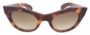 Givenchy Givenchy Authentic SGV781-0752 Havana Cat Eye Women's Sunglasses