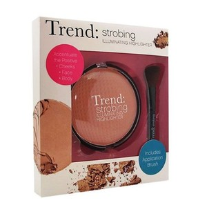 Trend Strobe A Must Have Highlight Compact Make-up* Original Sealed *