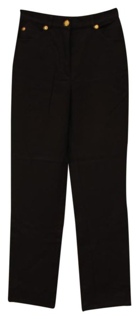 Item - Black Dark Rinse Sport Relaxed Fit Jeans Size 27 (4, S)