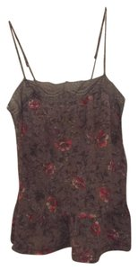 American Eagle Outfitters Top purple, floral