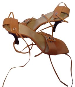 Stuart Weitzman Light Brown Sandals
