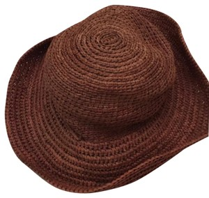 Helen Kaminski packable raffia hat