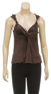 Rebecca Taylor Top Brown