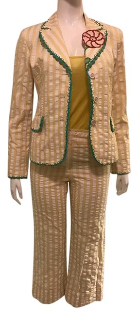 ETCETERA two piece pant suit ETCETERA two piece pant suit Image 0