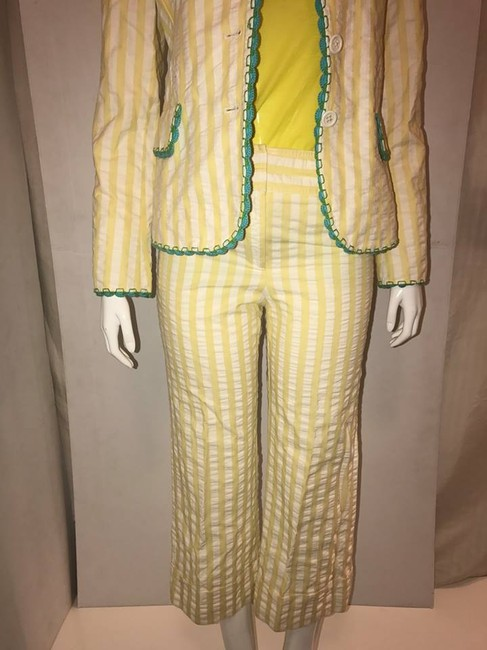 ETCETERA two piece pant suit ETCETERA two piece pant suit Image 1