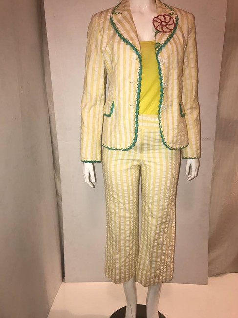 ETCETERA two piece pant suit ETCETERA two piece pant suit Image 2