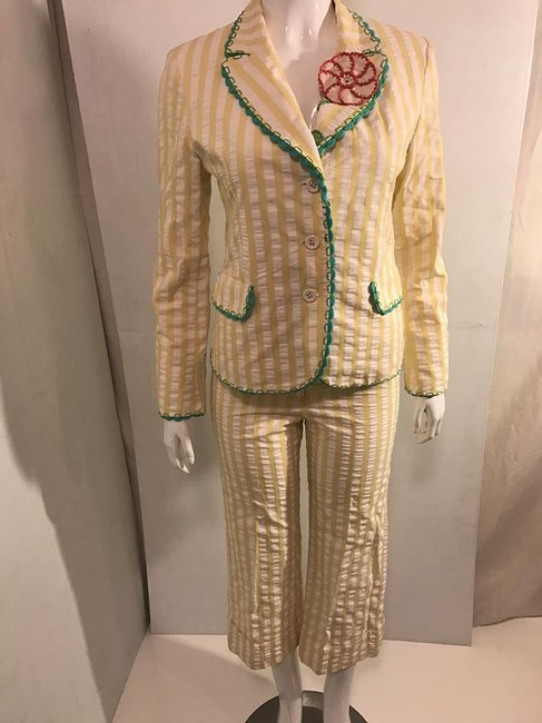 ETCETERA two piece pant suit ETCETERA two piece pant suit Image 3