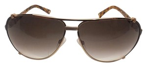 Dior Dior Chicago Aviator GOLD BROWN HAVANA Women Sunglasses