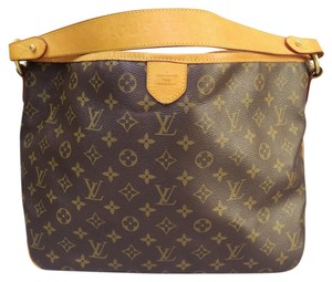 Louis Vuitton Lv Delightful Pm Canvas Hobo Bag