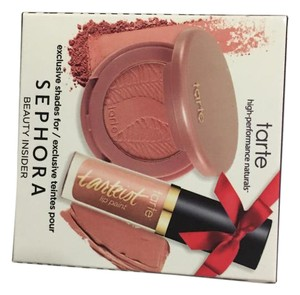 Tarte Blush and Lip Gloss