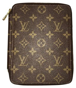 Louis Vuitton !! EASTER PRICE ENDS 4/16 !! Vintage LV Agenda Wallet Journal Travel