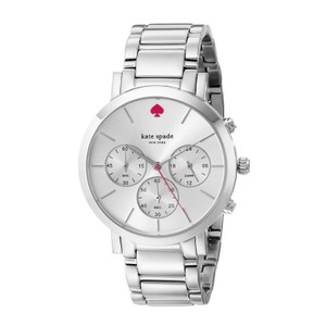 Kate Spade KateSpade New York Women's Silver-Tone Gramercy Grand Watch 1YRU0714