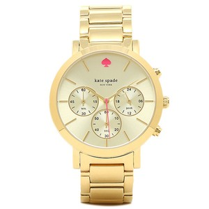 Kate Spade KateSpade New York Women's Gold-Tone Gramercy Grand Watch YRU0715