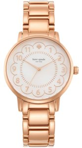 Kate Spade KateSpade Women's Rose Gold-Tone Gramercy Watch 1YRU0791