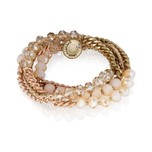Chloe + Isabel Bead + Chain Multi-Wrap Bracelet