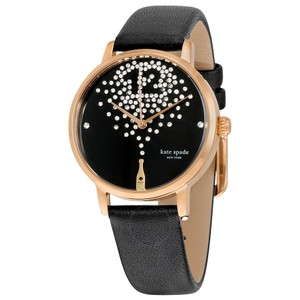 Kate Spade KateSpade Women's Black Metro Watch KSW1014