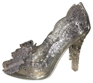 Dolce&Gabbana clear Pumps