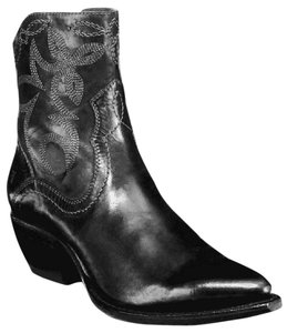 Frye Women's Leather Black Boots