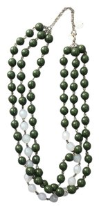 Anthropologie Multistrand beaded necklace