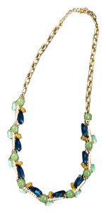 A.B.S. by Allen Schwartz Colorful crystal necklace