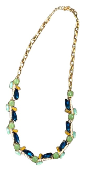 Item - Colorful Crystal Necklace