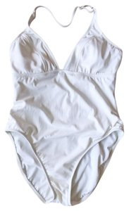 Carabella White Swimsuit