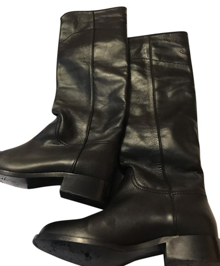 Chanel Black Boots Image 0