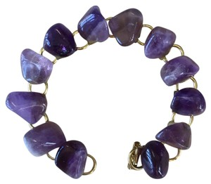 Other Amethyst Gemstone Bracelet