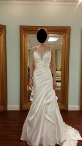Justin Alexander Sincerity 3788 Wedding Dress
