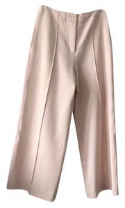Club Monaco Wide Leg Pants Blush