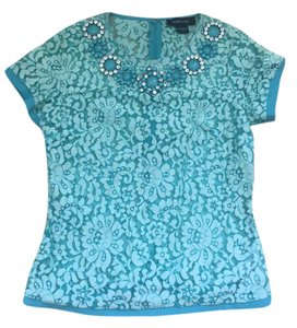 Marciano Top Turquoise